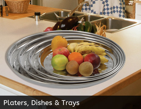 Platers, Dishes and Trays