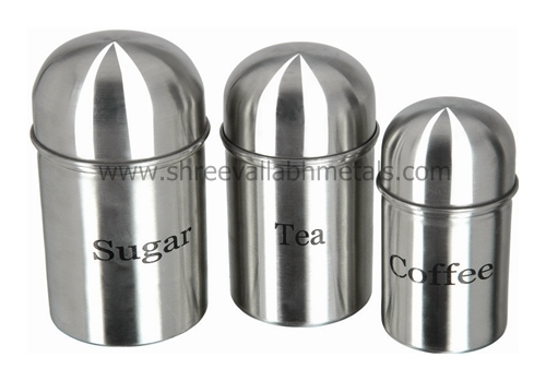 Dome Shape Canister