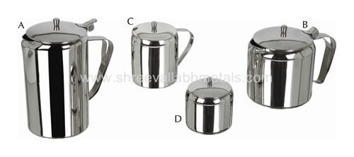 SVM-101730 Coffee, Tea, Milk & Sugar Pot