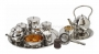12 Pcs Arabian Tea Kettle Set