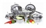 12pc Belly Encapsulated Cookware