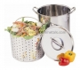 12QT-3PC Pasta Steamer