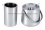 DM Stainless Steel Wine Cooler & Tappered Wine Bucket
