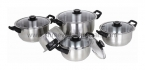 10pc NeelKanth Encapsulated Cookware