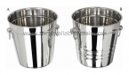 C-plain and C-Design Stainless Steel Wine Bucket