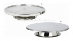 Low Base & Attached Cake Stand